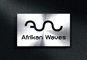 Image Mis en situation du logotype de Afrikan Waves
